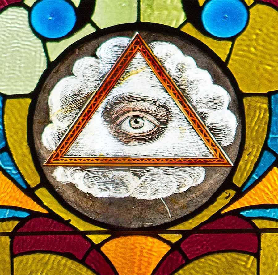 Trinity Eye in Lutheran Church