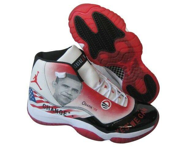 Obama Nike shoes