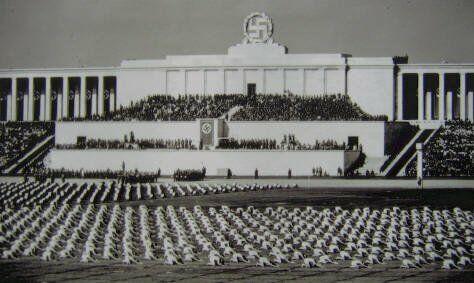 Hitler's Pergamon altar